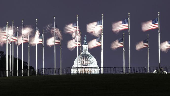 美国第三季度GDP增长33.1%,经济警报远未解除