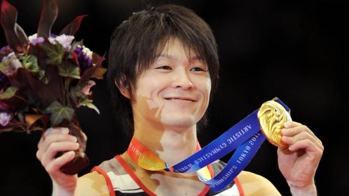 日本体操名将内村航平确诊雷竞技官方网站,或无缘中俄美日四国体操赛