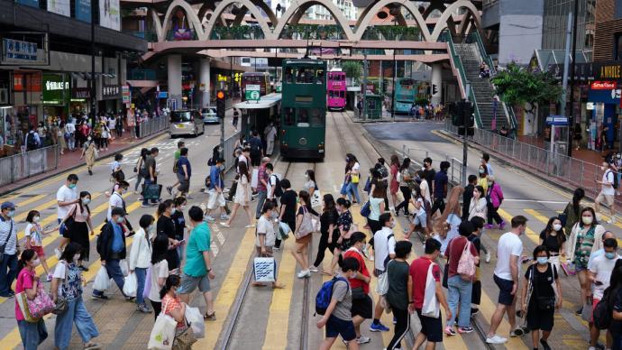 香港新增雷竞技官方网站确诊输入病例2例,连续3天无本土病例