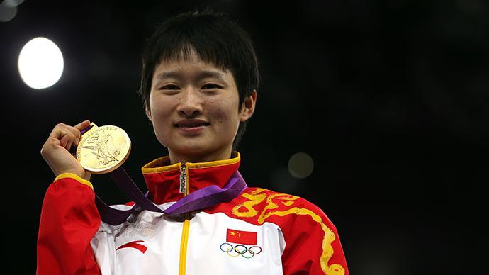 """""""妈妈选手""""吴静钰:备战东京奥运,我体能测试接近满分"""