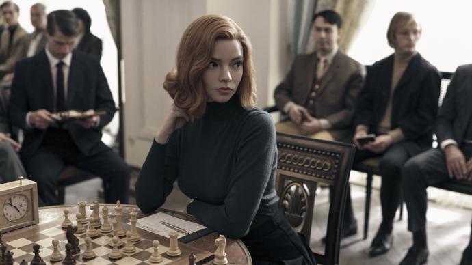 """《女王的棋局》:""""那不勒斯四部曲""""式的女性成長史詩?"""