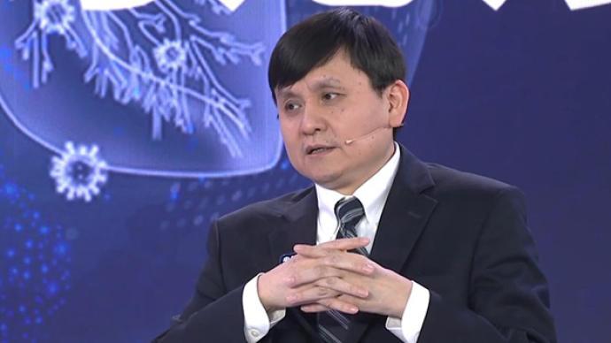 张文宏:无论新疆疫情处于哪个阶段,当前抗疫策略能很好控制