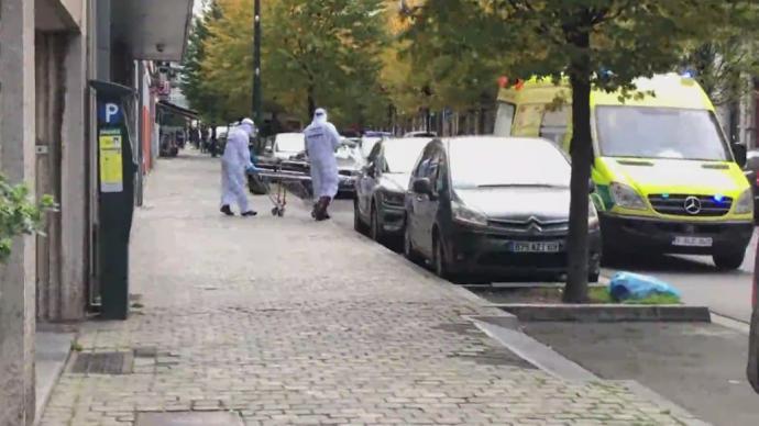 记者连线:比利时单日新增新冠病例破2万