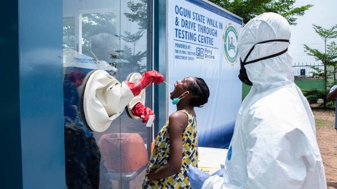 非洲累計確診病例超175萬:須做好第二波疫情應對準備