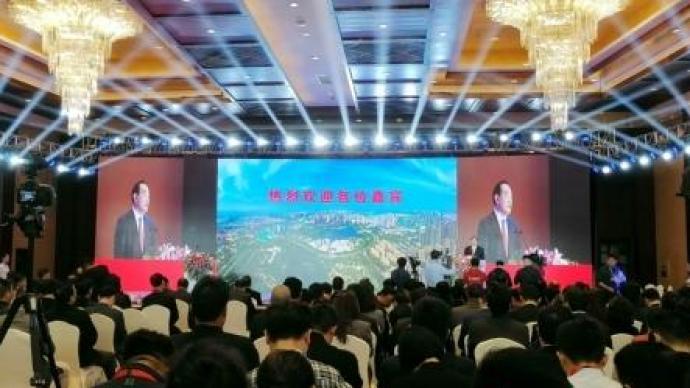 """徐州市委书记:""""双循环""""格局下,徐州战略优势将更加凸显"""