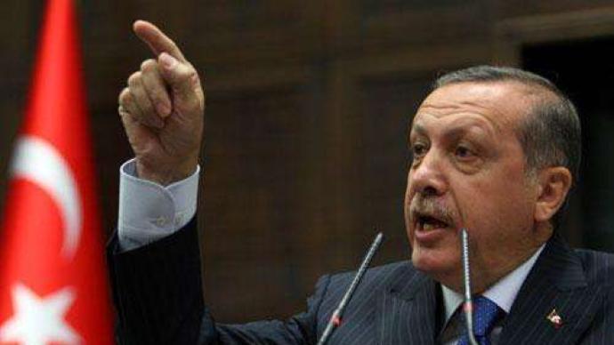 """土耳其总统埃尔多安指责西方:他们想再次发起""""十字军东征"""""""