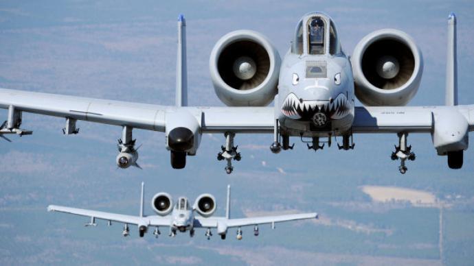 """""""疣豬""""繼續飛,美軍A-10攻擊機迎10年來最大升級"""