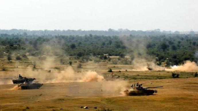 印度未來5年將軍購1300億美元