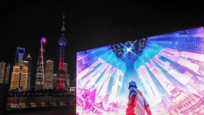 上海让一切变可能!拳头游戏CEO盛赞:这就是全球电竞之都