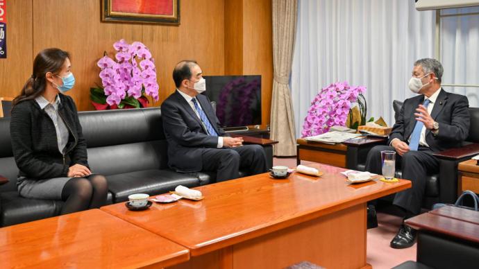 驻日本大使孔铉佑:日本新政府上台后,中日关系总体平稳过渡
