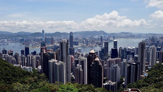 """前""""港独""""组织召集人涉违香港国安法被捕,保释申请被拒"""