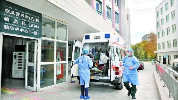 喀什地区:一手抓ballbet贝博官网下载防控,一手保障基本医疗服务