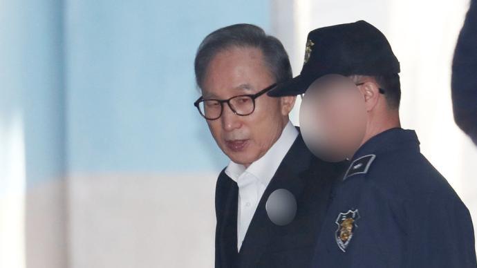 終審被判17年,李明博不滿怒斥:韓國法治崩潰了