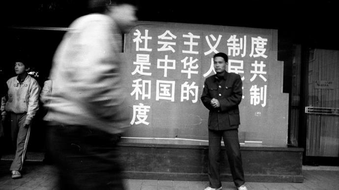 攝影師|許海峰:上海絕響,虹鎮老街