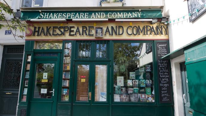 雷竞技newbee中挣扎前行的巴黎莎士比亚书店,向读者发出求援信