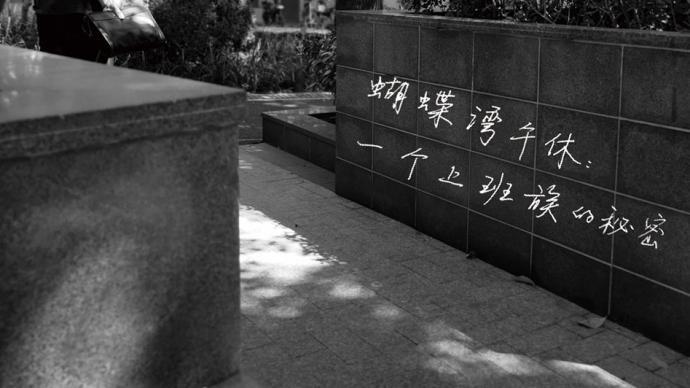 没有围墙的公园|蝴蝶湾午休:一个上班族的秘密