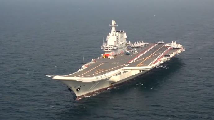 视频|山东舰最新训练情况:聚焦战斗力建设,全面加强备战