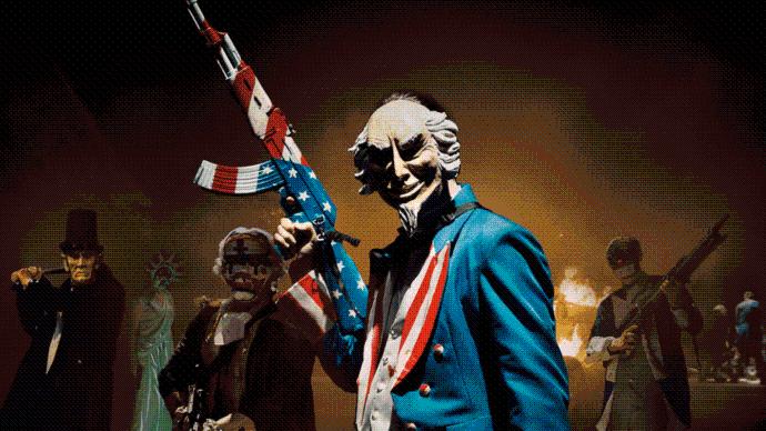看了影視劇里的美國總統大選,感覺編劇可以再大膽一些