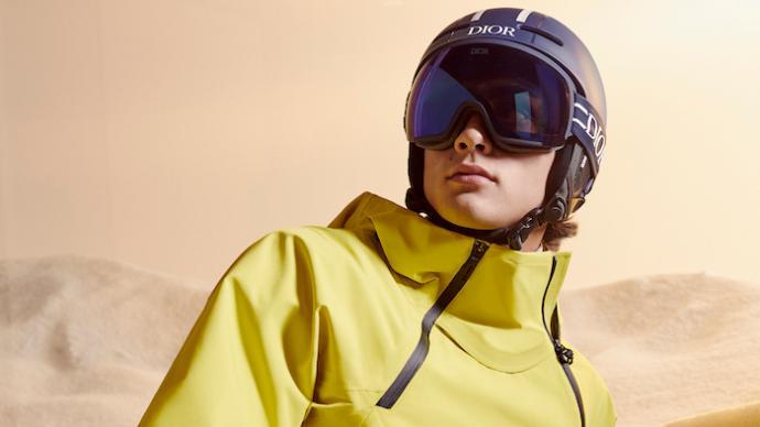 天冷了,滑雪裝備準備起來