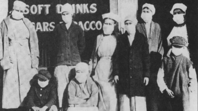 """不只医药事:1918大流感下美国的""""口罩社会史"""""""