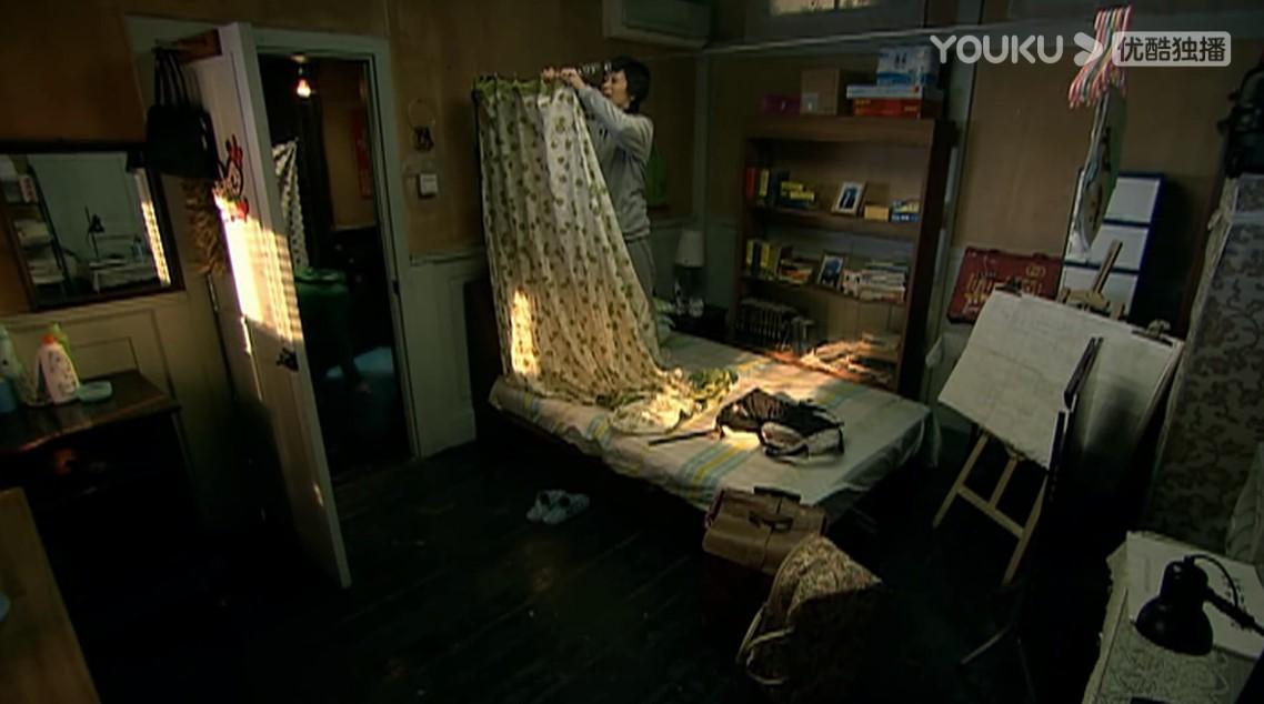《蜗居》中,海萍租住的房子