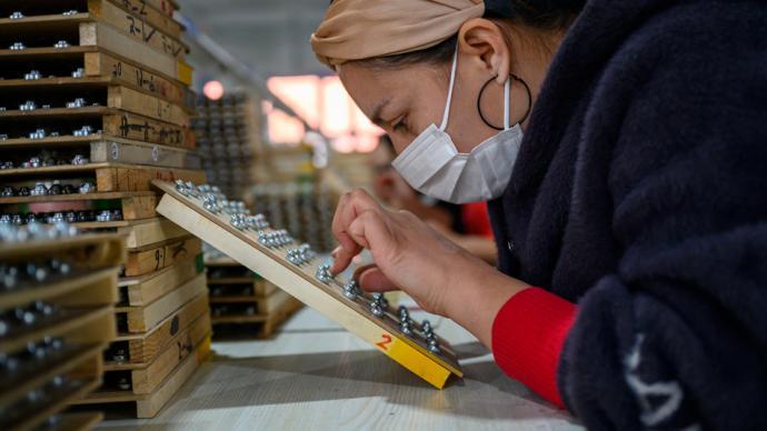 幸福花開新邊疆|新疆阿圖什:筑廠引企業,讓村民家門口就業