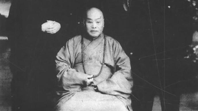 佛塔不倒:中国佛教协会首任会长圆瑛大师在上海