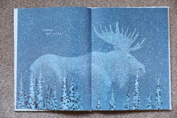 《下雪天的声响》内页