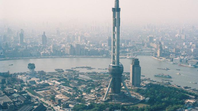 浦東開發開放30周年|陸杰:以攝影對上海做一項考古研究