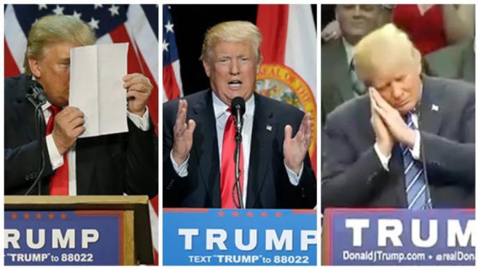 特朗普人類學(一):手、謊言與#魔法抵抗