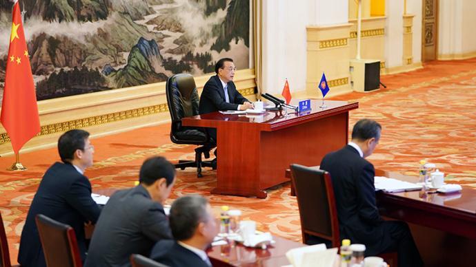 李克強出席第15屆東亞峰會