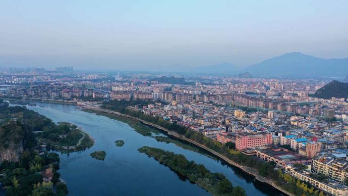 广西桂林荣获全国文明城市