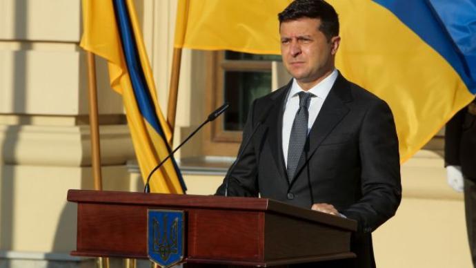 烏克蘭總統感染新冠后,議長、防長、財長、衛生部長相繼確診