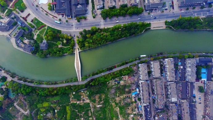 鑒往知來——跟著總書記學歷史:千年大運河,流動的文化