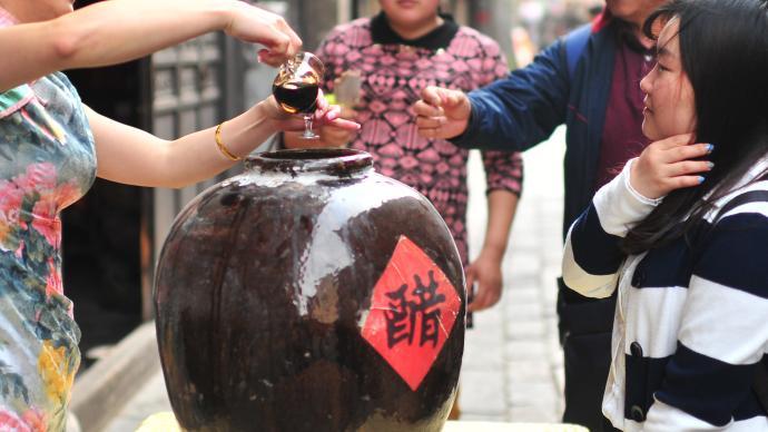 """江蘇鎮江拿下""""中國醋都""""前,山西清徐已使用這一標識13年"""