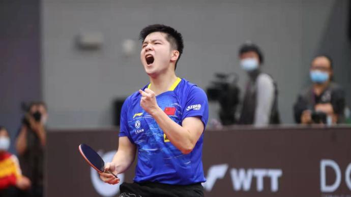 博猫娱乐新闻:樊振东4-3击败马龙四捧男乒世界杯,追平马琳纪录