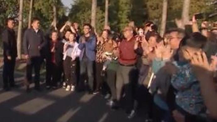 習近平總書記在江蘇考察引起當地干部群眾熱烈反響