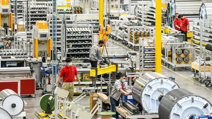 解讀10月國民經濟:需求回暖支撐工業生產,進出口好于全球