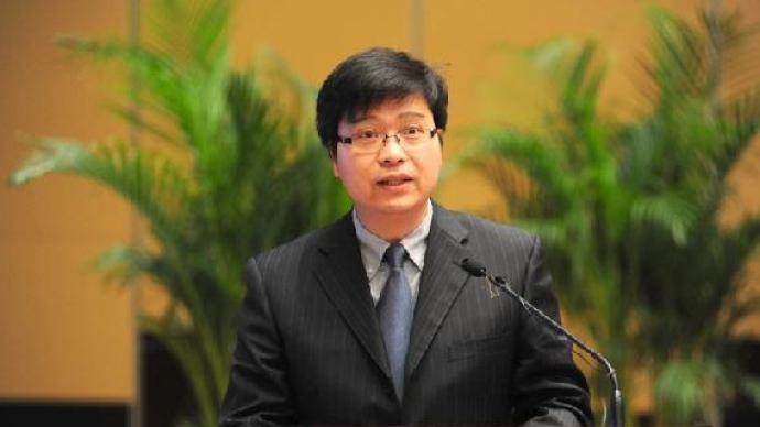 林尚立已任中央政策研究室副主任