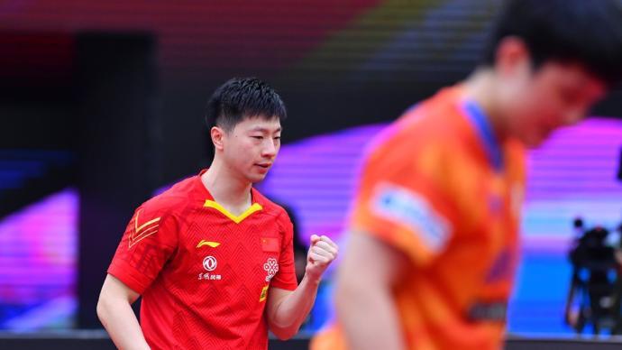 劉國梁復盤世界杯:張本智和被馬龍逆轉暴露其心理起伏
