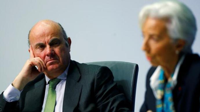 歐洲央行副行長:銀行業至少要到2022年才能從疫情中恢復