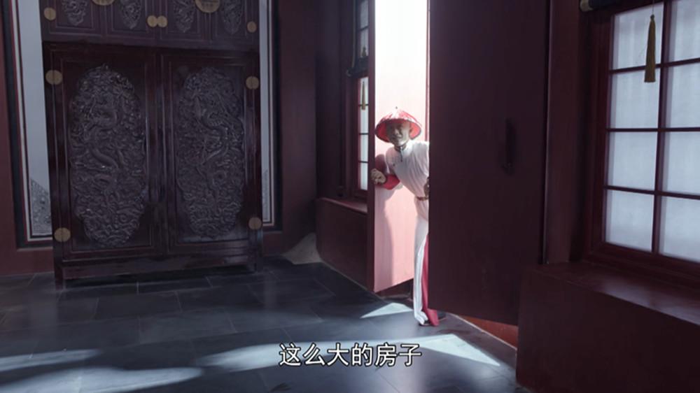 韦小宝对皇宫的震惊体验一笔带过