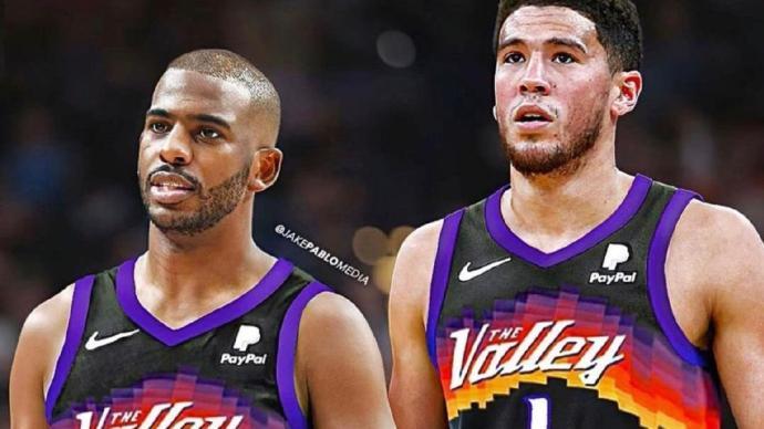 NBA雷霆達成重建交易,克里斯·保羅加盟菲尼克斯太陽