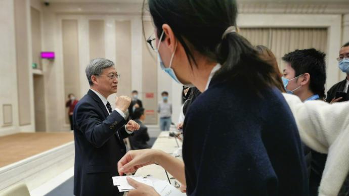"""張宇燕:RCEP簽署有力否定了""""中國封閉論"""""""