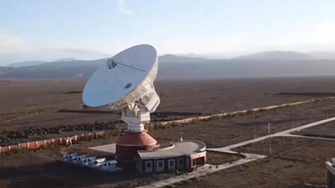 中國首個深空天線組陣系統啟用,為天問一號探火之旅保駕護航