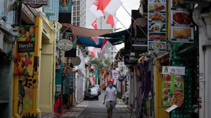 智库动态丨后雷竞技官方网站时代的城市空间反思:以新加坡为例