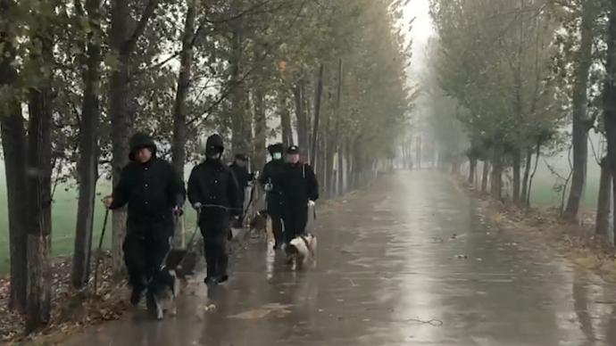 原陽多人被殺案現場民警:找到6具遺體,一名小女孩失蹤
