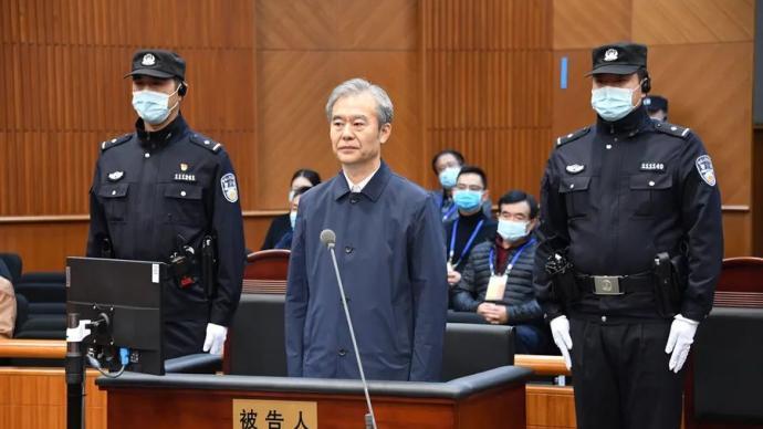 河北省原副省長李謙一審被控受賄5048萬余元,將擇期宣判