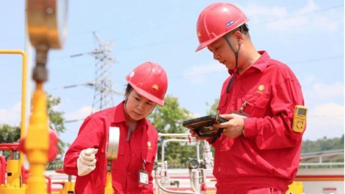 中國石油西南油氣田迎戰冬供,預計下月天然氣年產將破300億方