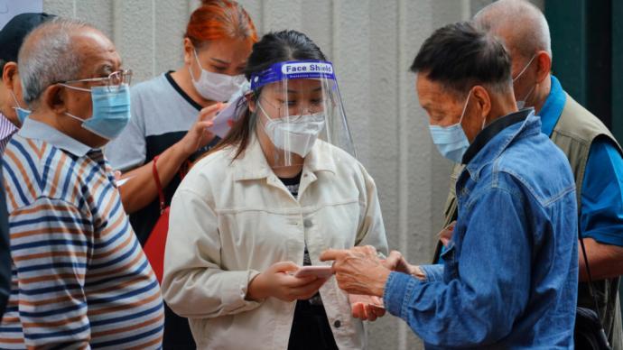 香港4家新冠病毒社區檢測中心正式投入服務